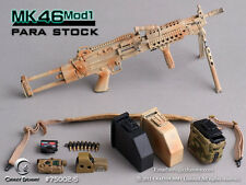 *Brand New* Crazy Dummy 1/6 Scale MK46MOD1 - Para Stock (Camouflage) *US Seller*