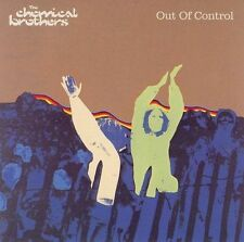 NEW - Out of Control / Power Move by Chemical Brothers