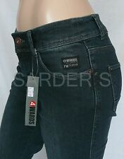 4 Wards Jeans 36 Stretch Sexy Push up Low Boot Cut Knackpo Dark Blue Used NEU