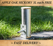 Cold Smoke generator -Small Hot & Cold smoking in BBq & Food smoker + wood chips