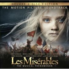 Les Miserables (Deluxe Edition) - Various Artists (2013, CD NEU)2 DISC SET