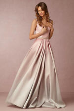 NWT - Lorraine Wedding Dress (Anthropologie BHLDN $1000) Blush Pink Ombre - 0