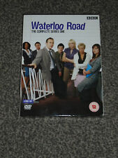 WATERLOO ROAD : COMPLETE SERIES ONE (1)  3 DISC DVD BOX-SET IN VGC (FREE UK P&P)
