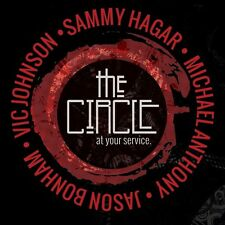 At Your Service - Sammy & The Circle Hagar (2015, CD NIEUW)