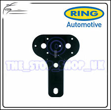 Ring Towing Caravan Double Mounting Plate Bracket For 12N 12S 7Pin 13 Pin RCT650