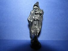 Three Inch Tall Pewter Grim Reaper Made Of Britannia Jewelry Grade Pewter
