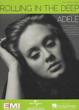 Adele  Rolling In The Deep     US  Sheet Music