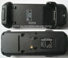 Audi Handy Adapter Set für iPhone 4 / 4s Handyschale Ladeschale Handyhalterung F