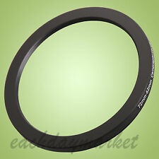 72mm to 62mm 72-62mm 72mm-62mm 72-62 Stepping Step Down Filter Ring Adapter