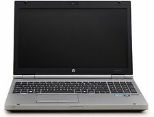 "HP Elitebook 8560p / 15,6"" / Intel Core i5 / 4GB ram / 500GB HD"