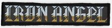 IRON ANGEL PATCH / SPEED-THRASH-BLACK-DEATH METAL