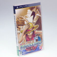 One Piece Romance Dawn PSP Sony Japan Import PlayStation Anime BANDAI Complete !