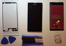 Sony Xperia Z1 Compact D5503 LCD Display Einheit Touch Screen Schwarz Black Neu