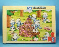 Schlumpf - Spiel Puzzle 36: FALLE FÜR GARGAMEL Schmid OVP 932322