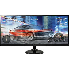 "LG 25UM58 2560 x 1080 Resolution (FHD) 25"" Monitor"