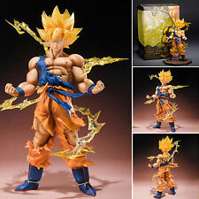 "15cm/6"" SON GOKU Dragon Ball Z Super Saiyan Anime Model Figure Toy Collection"