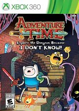 *NEW* Adventure Time Explore The Dungeon Because I Don'T Know - XBOX 360