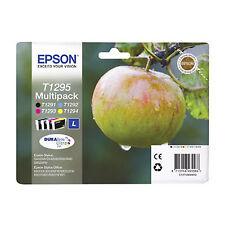 MULTIPACK ORIGINALE EPSON T1295 x WORKFORCE WF-7015 WF-7515