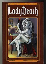 LADY DEATH *** CLASSIC PINUPS #25 *** LILI ST. CYR VARIANT *** RARE LE ONLY 300