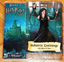 NECA BELLATRIX LESTRANGE HARRY POTTER DEATH EATER OOTP ORDER PHOENIX SERIES 3