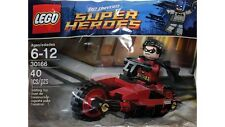 LEGO 30166 DC UNIVERSE SUPER HEROES ROBIN REDBIRD CYCLE POLYBAG MISB SEALED NEW