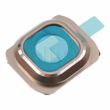 Camera Lens For Samsung Galaxy S6 Gold