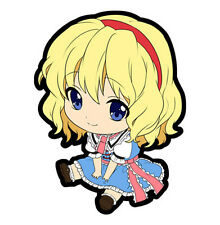 Touhou Project Petanko Trading Rubber Strap Alice Margatroid Phone Charm