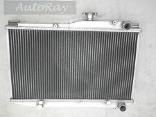 Brand New Aluminum Radiator for Toyota Corolla AE86 4AGE GTS 83-87 2 Rows Manual