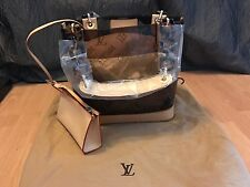 Auth Louis Vuitton Cabas Sac Ambre PM Bag
