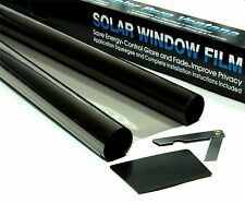 ULTRA LIGHT BLACK 70% CAR WINDOW TINT 3m x 75cm FILM TINTING