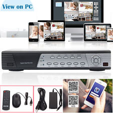 8CH Channel Full D1 H.264 Surveillance HDMI DVR Network for CCTV Security Camera
