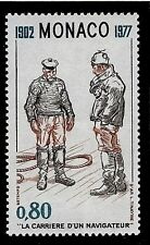 "MONACO #1077 MNH VF OG ""Career of a Sailor"" Sailors On Deck Talking 0,80 Fr 1977"
