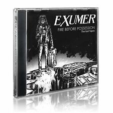 EXUMER - Fire Before Possession: The Lost Tapes (NEW*GER THRASH METAL CLASSIC)