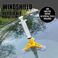 Car Auto DIY Windscreen Windshield Wind Screen Repair Tool Glass Crack Kit Set