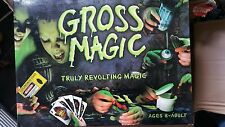 Gross Magic Truly Revolting Magic box set 8+ years