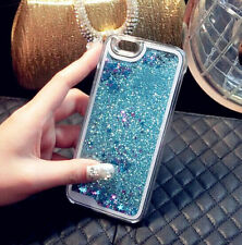 Dynamic Quicksand Glitter Liquid Bling Stars Case Covers Back For Various Phones