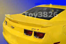 2010-2013 Chevy Camaro ZL1 Factory Style Spoiler Rear Wing with Brake Lights