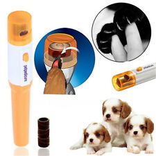 Electric Pedi Paws Quick Safe Nail Clipper Dogs & Cats Groomer Tool Cutter