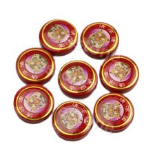 10pcs Tiger Balm Pain Relief Ointment Massage Red White Muscle Rub Aches New