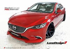 Mazda 6 2015-2016 Tuning Lenzdesign Performance Body Kit