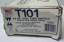 INTERMATIC T101 Dial Timer Mechanism New