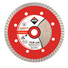 Rubi TCR TCRP 115mm Porcelain Diamond Blade For Tile Saws / Wet Cutters - 31872