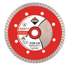 Rubi TCR TCRP 115mm Porcelana Hoja de Diamante para sierras de azulejo/cortadores de mojado - 31872