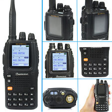 Walkie Talkie Wouxun KG-UV9D Plus UHF/VHF 999CH SOS Cross-Band Repeater FM Radio