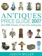 AUTOGRAPHED Antiques Price Guide by Judith Miller (2006, Hardcover)
