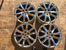 "4 18"" OEM Factory Ford Edge 2011-2014 Wheels Rims 3849 18X8 BT43-1007-CA 18"