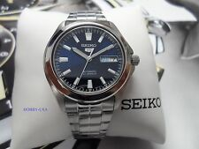 SEIKO  5  SNKL07 BLUE Dial Stainless Steel  SEIKO Automatic  SNKL07-NEW