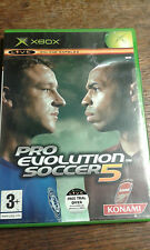 * Original Xbox Game * PRO EVOLUTION SOCCER 5 * X Box