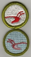 Agriculture Merit Badge, Type H, Blue Back Variety(1972-1975), Mint!