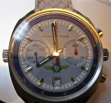 NOS Sturmanskie Vintage Russian Soviet watch USSR Chronograph 3133 NOS